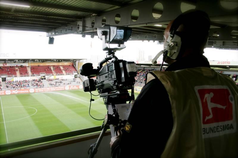 Liveübertragung Mainz 05 - Fußball