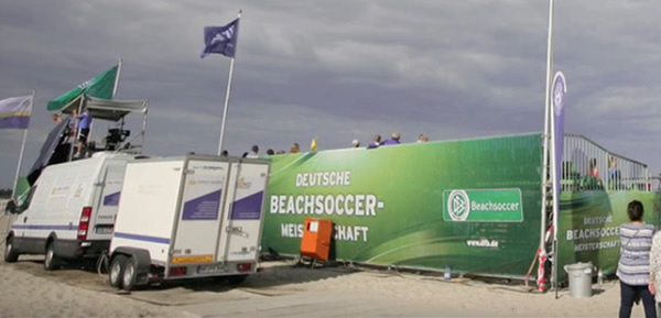 Beachsoccer Deutsche Meisterschaft