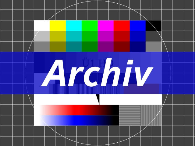 News Archiv - HD Ü-Wagen