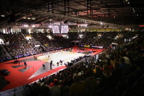 Liveübertragung Hallenrad WM Stuttgart 01