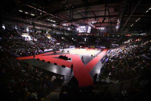 Liveübertragung Hallenrad WM Stuttgart 05